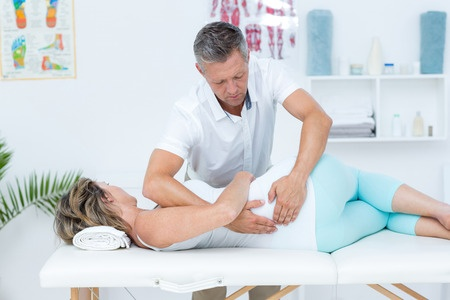 Therpaie Rückenschmerzen