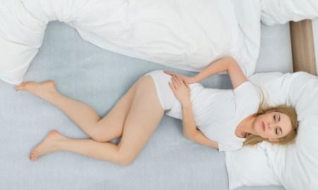 Schmerz im Schlaf
