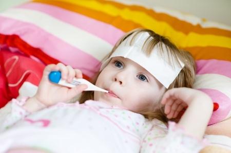 Selbstbehandlung bei Fieber , Erste Hilfe und Hausmittel