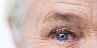 Muskelzucken am Auge