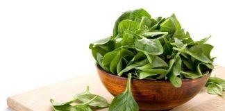 Spinat gegen Durchfall