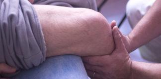 Schmerzen nach Knie Operation